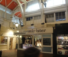 Pieminister in Oxford Covered Market