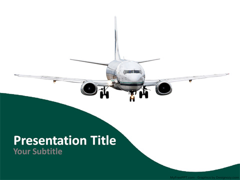 Free Aviation PowerPoint Template - Download Free PowerPoint PPT