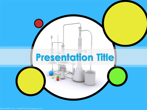 Free Chemistry PowerPoint Template - Download Free PowerPoint PPT