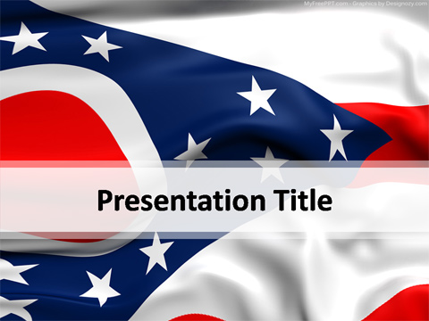Ohio PowerPoint Template - Download Free PowerPoint PPT