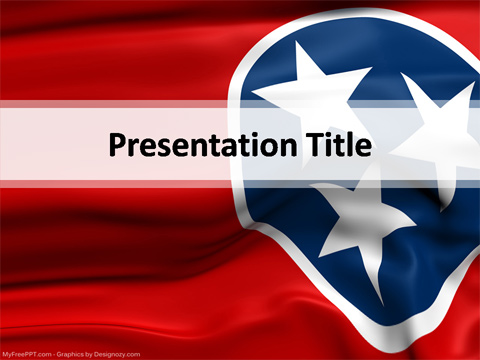 Tennessee-PowerPoint-Template - Free PowerPoint Templates