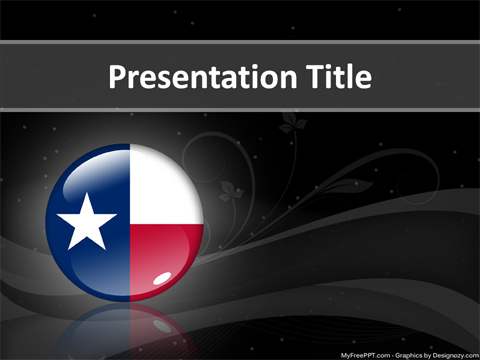 Texas PowerPoint Template - Download Free PowerPoint PPT - download free powerpoint templates