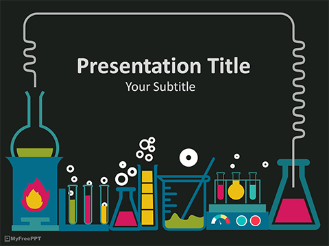 Free Laboratory PowerPoint Template - Download Free PowerPoint PPT