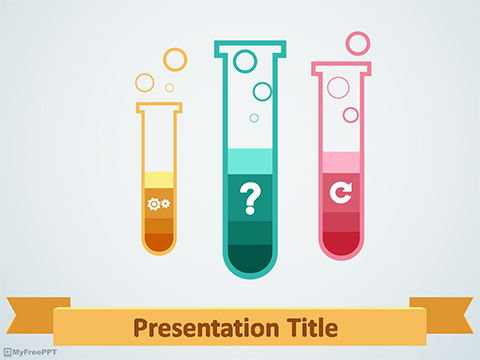 Free Chemistry PowerPoint Templates, Themes  PPT - scientific ppt background