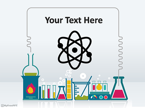 Free Science Lab PowerPoint Template - Download Free PowerPoint PPT