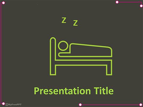 Free Relax PowerPoint Templates - MyFreePPT