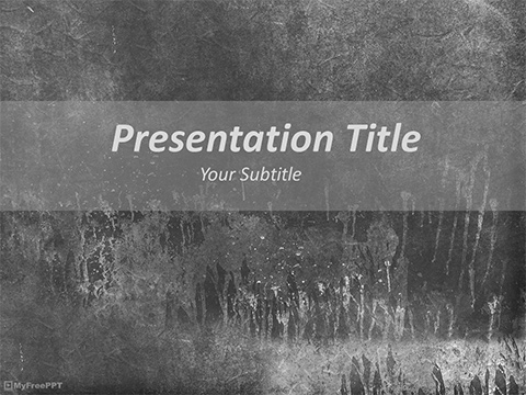 Free PowerPoint Templates - MyFreePPT - history powerpoint template