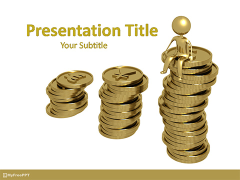Free Money PowerPoint Templates, Themes  PPT