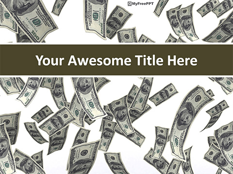 Free Money PowerPoint Templates, Themes  PPT - free money templates