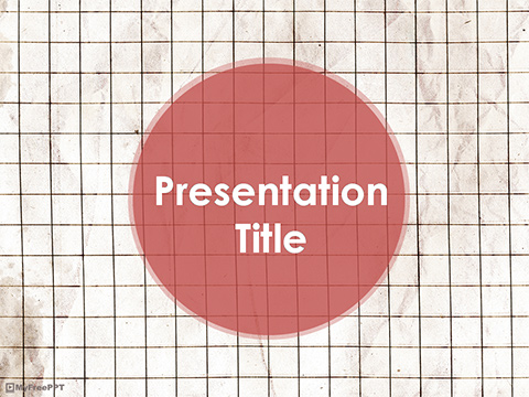 Free Grid PowerPoint Template - Download Free PowerPoint PPT