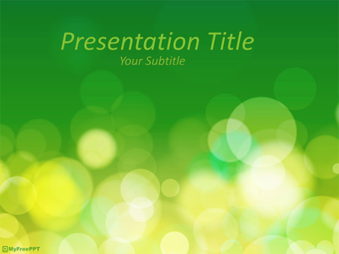 Free Nature PowerPoint Templates, Themes  PPT - nature powerpoint