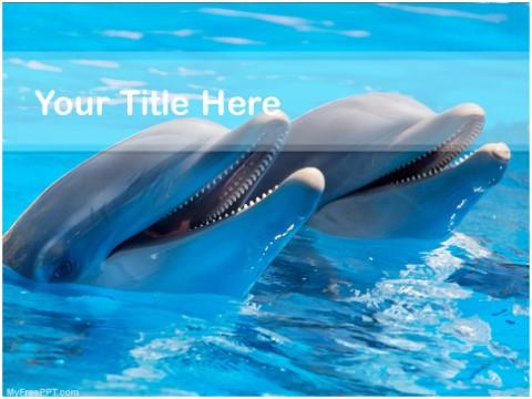 Free Marine Life PowerPoint Templates - MyFreePPT