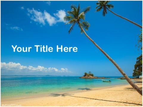 Free Summer PowerPoint Templates - MyFreePPT