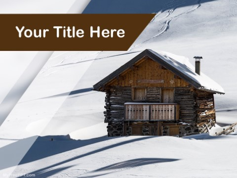 Free Frozen PowerPoint Templates - MyFreePPT