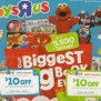 Toys R Us Big Book My Frugal Adventures