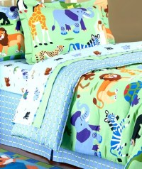 Baby Monkey Jungle Crib Infant Nursery Bedding Ebay ...