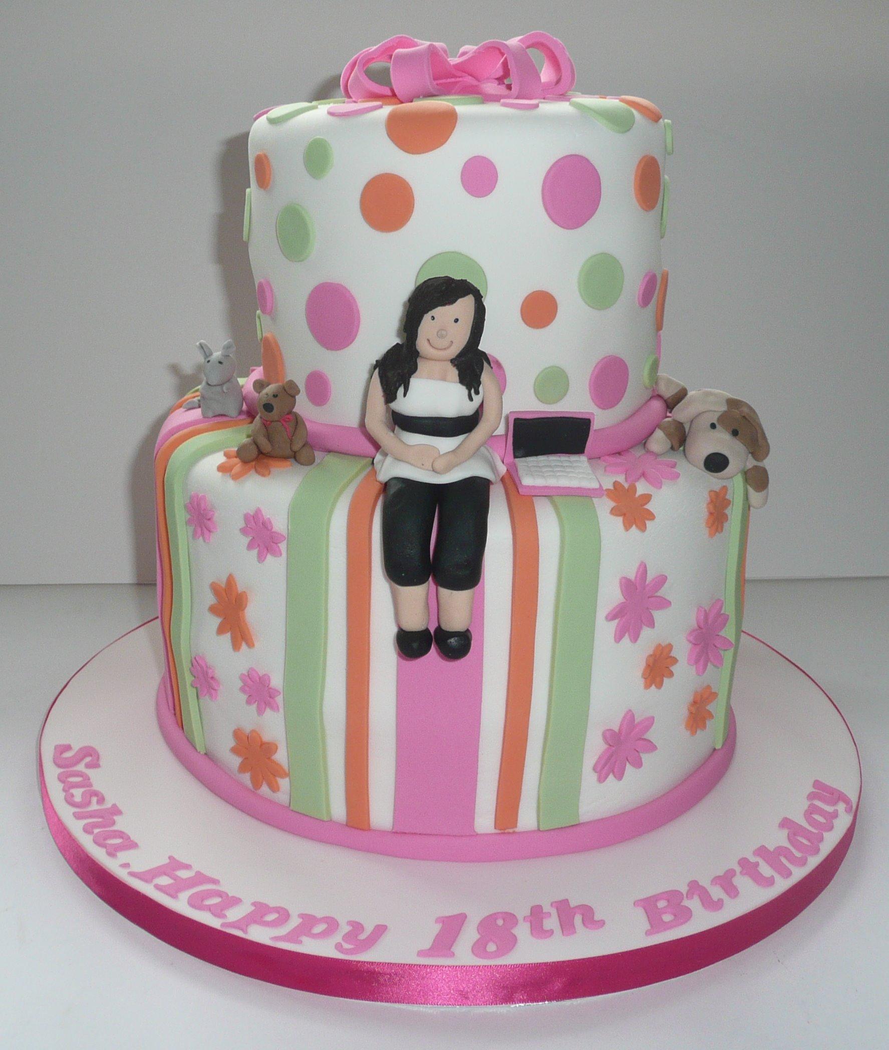 Fullsize Of Birthday Cakes For Girls