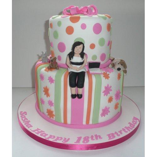 Medium Crop Of Birthday Cakes For Girls