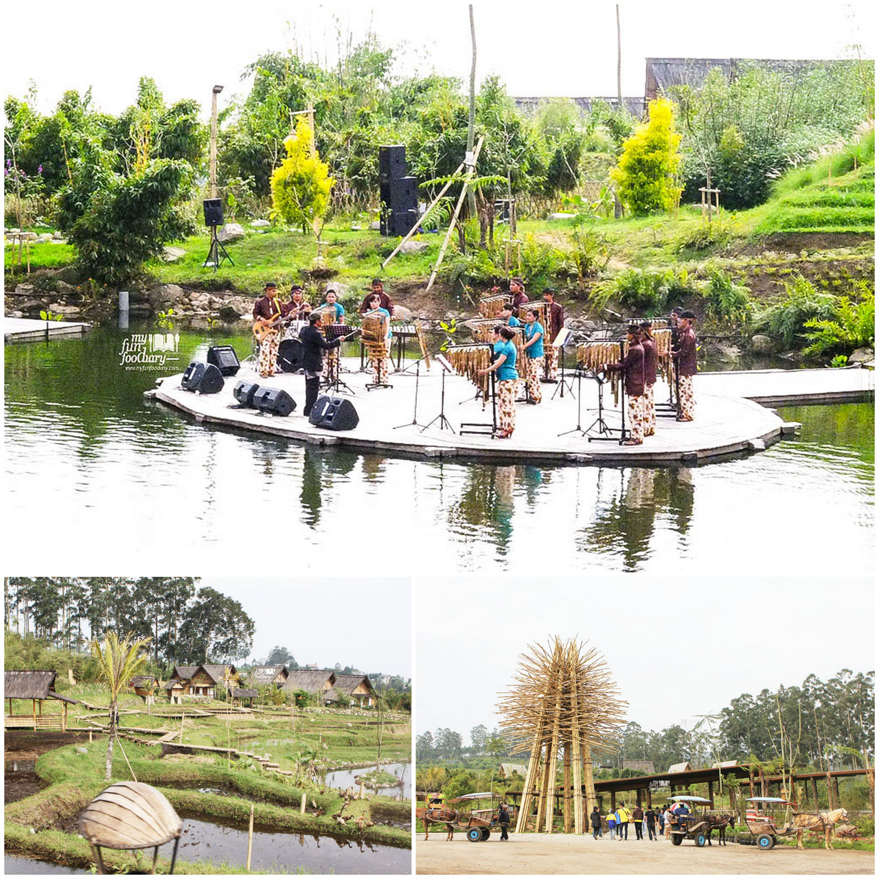 new recreation dusun bambu family leisure park bandung
