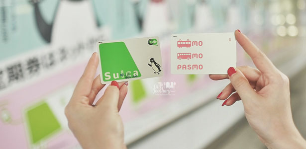 [JAPAN TIPS] Purchasing Japan Train Ticket - SUICA and PASMO Travel Card in Tokyo