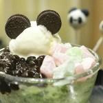 [NEW MENU] QQCake, Tea Egg, Panda Ice, and Grilled Squid at Blackball Indonesia