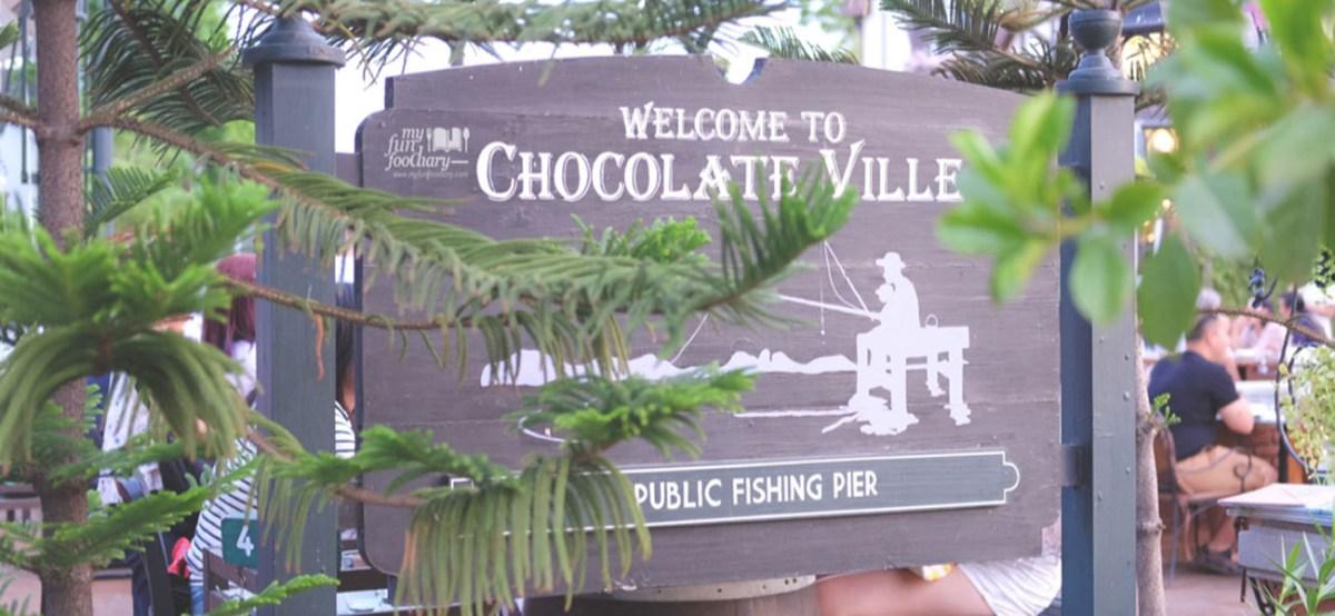 [THAILAND] Chocolate Ville Bangkok - A Must Visit Park & Restaurant in Thailand