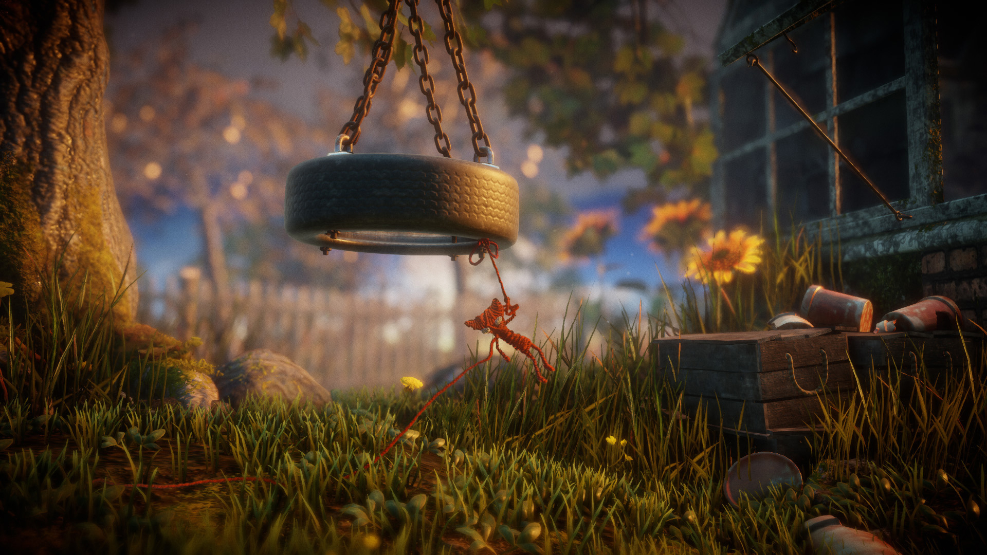 Playing In The Fall Wallpaper The Best Video Game Concept Art Of 2016
