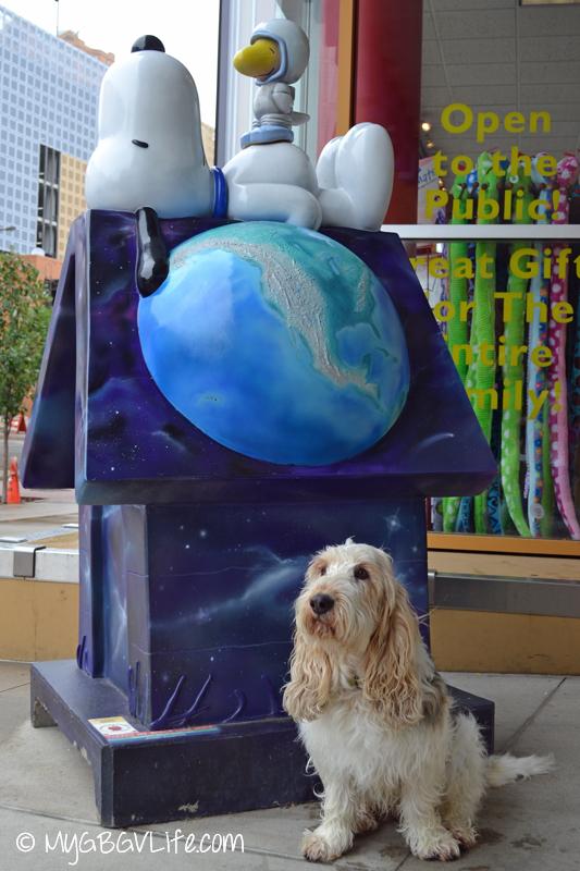 GBGV Space Snoopy
