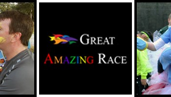 great amazing race - Columbia