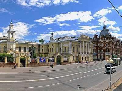 Знакомство с городом томском