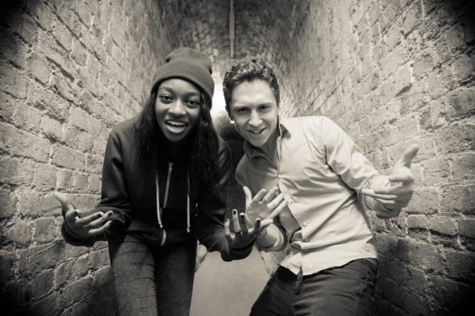 Joel Baker and Little Simz