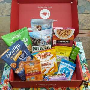 Love with Food Subscription Box July