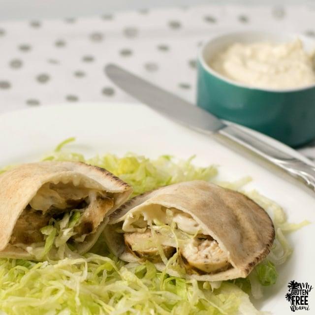 Chicken Sausage Sandwich with Garlic Aioli (Plus a Giveaway!)