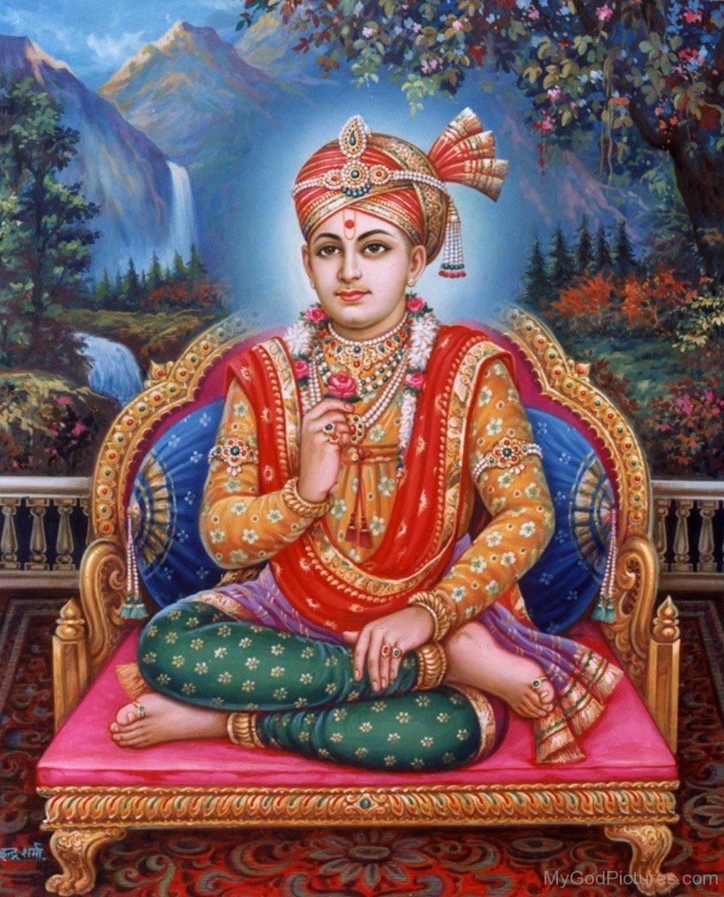 Ghanshyam Maharaj Wallpaper Hd Swaminarayan Ji God Pictures
