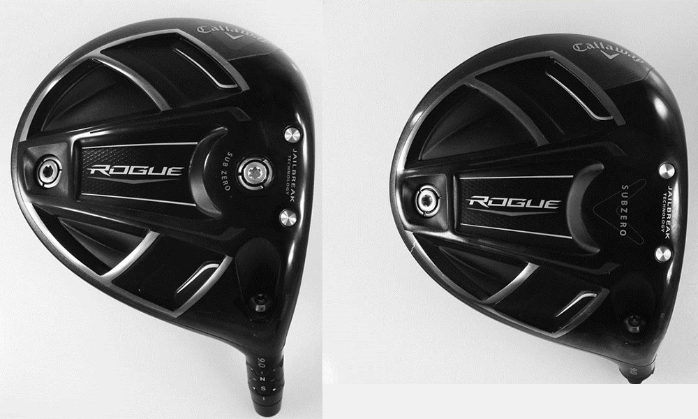 Another Callaway Rogue Sub Zero is USGA Conforming