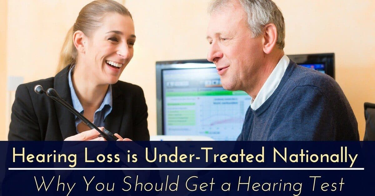 Hearing Loss is Under Treated Nationally and Why You Should Get a - jobs for people with hearing loss