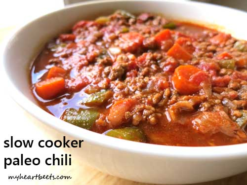 Paleo The Best Turkey Chili