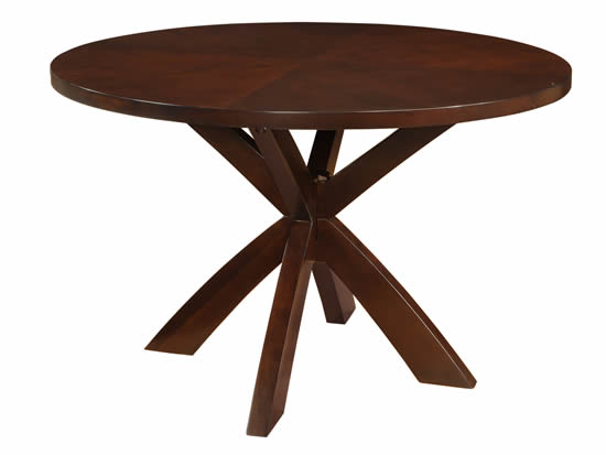 Round dining table a classy look my home design no for Looking for round dining table