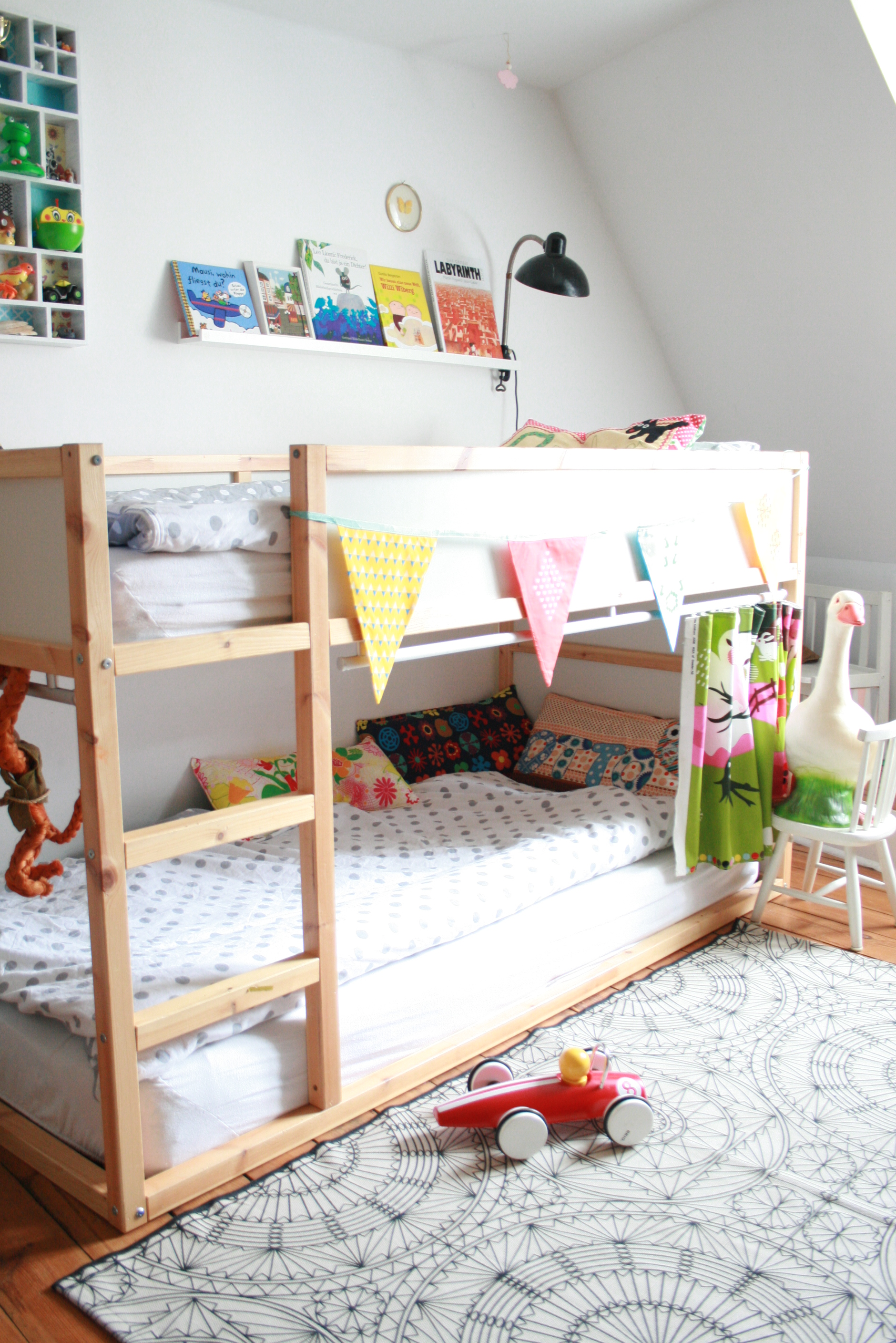 Teppich Vintage Einblick Ins Kinderzimmer! | My Home Is My Horst