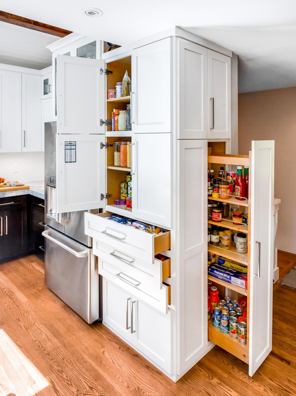 2021 Marvelous Kitchen Storage Ideas By Smart And Simple Ways