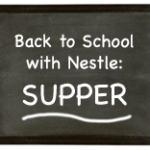 Back to School with Nestle: Handling Supper on Hectic Days