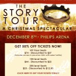 The Story Tour: A Christmas Spectacular Live this Thursday at Philips Arena
