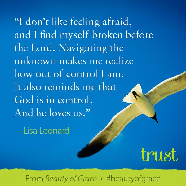 Lisa Leonard The Beauty of Grace #beautyofgrace