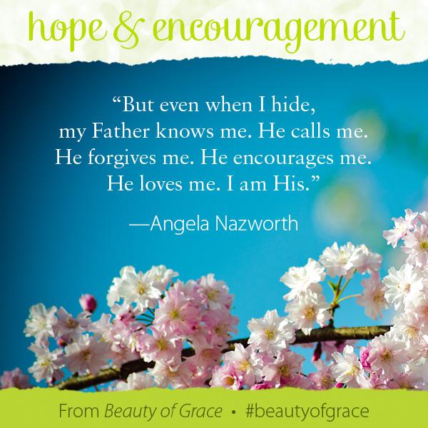 Angela Nazworth The Beauty of Grace #beautyofgrace