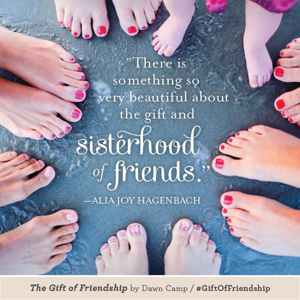 Alia Joy The Gift of Friendship #GiftofFriendship