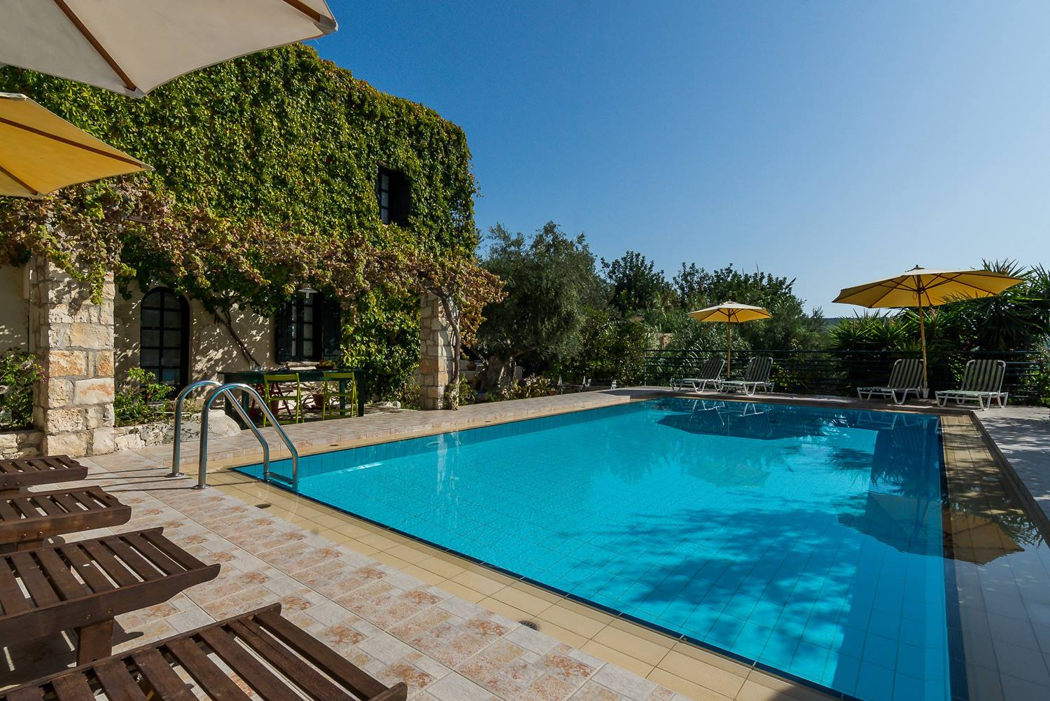 Chania Dorf Traum 1 Haus Mit Pool Holiday Rentals In Crete And Santorini
