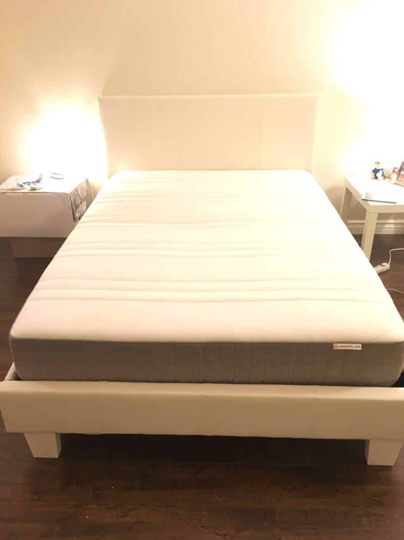 Moshult Foam Mattress Reviews Ikea Boxspring Review