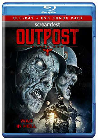 Outpost 2008 BluRay 300MB Hindi Dubbed Dual Audio 480p Watch Online Full Movie Download Worldfree4u 9xmovies