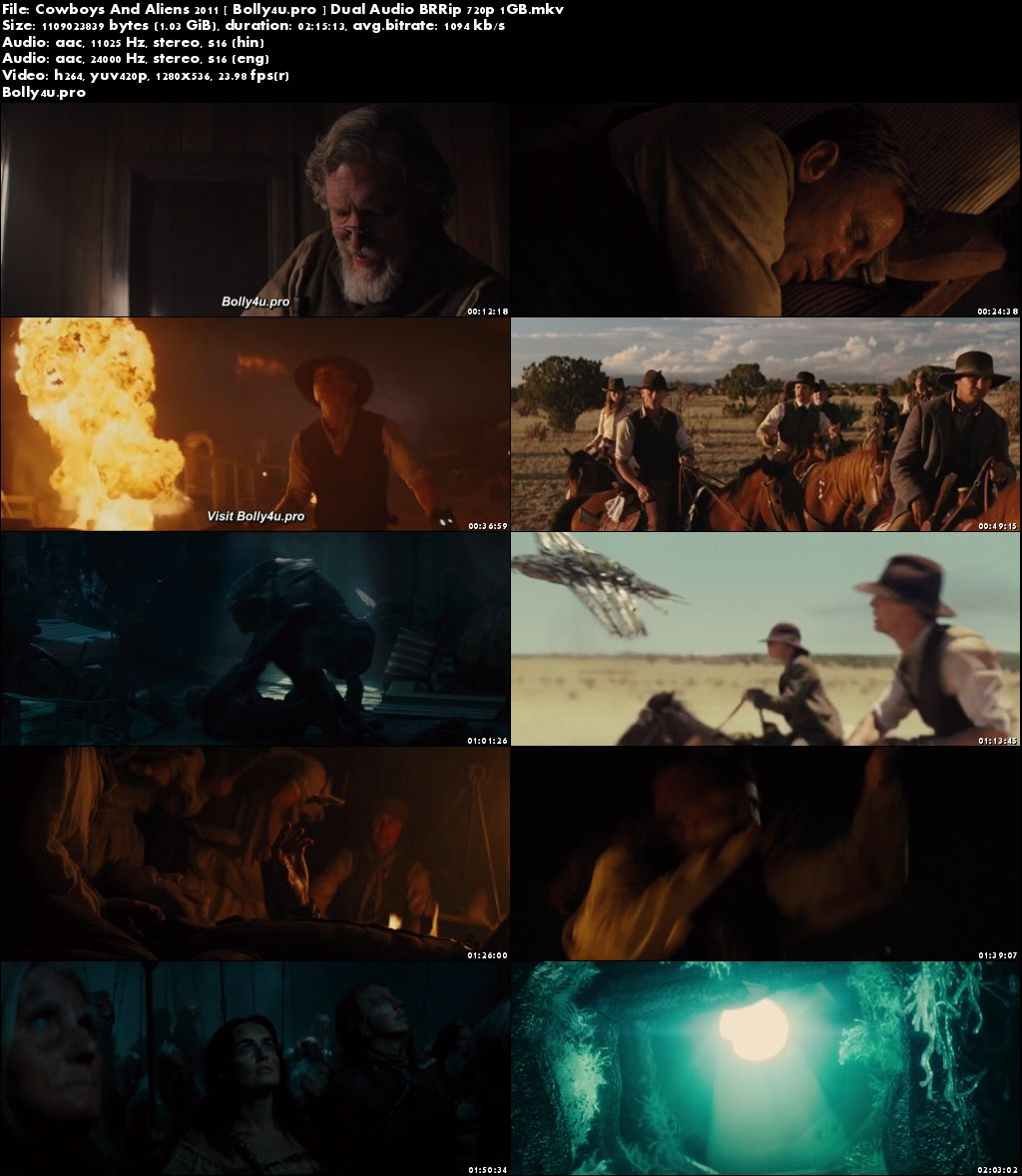 cowboys and aliens 2011 download