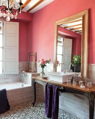 Con poche mosse il bagno si rinnova architettura e design a roma - Bagno di colore fai da te ...